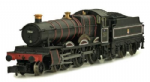 Dapol 2S-001-004D BR Manor 7821 Ditcheat Manor Black (DCC-Fitted)